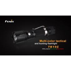Fenix Lámpa tk15 c (3 színű fény)