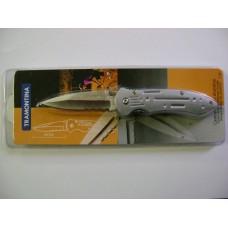 Kés Tramontina zsebkés 8 cm aluminium nyelű